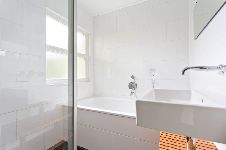 Moderne badkamer in 't Atelier