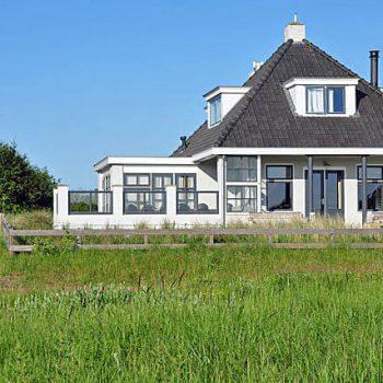Vakantiehuis Schiermonnikoog 53 graden noord