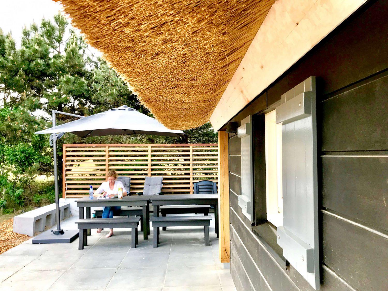 Vakantiehuis Schiermonnikoog Kim met ruime tuin en zonnig terras