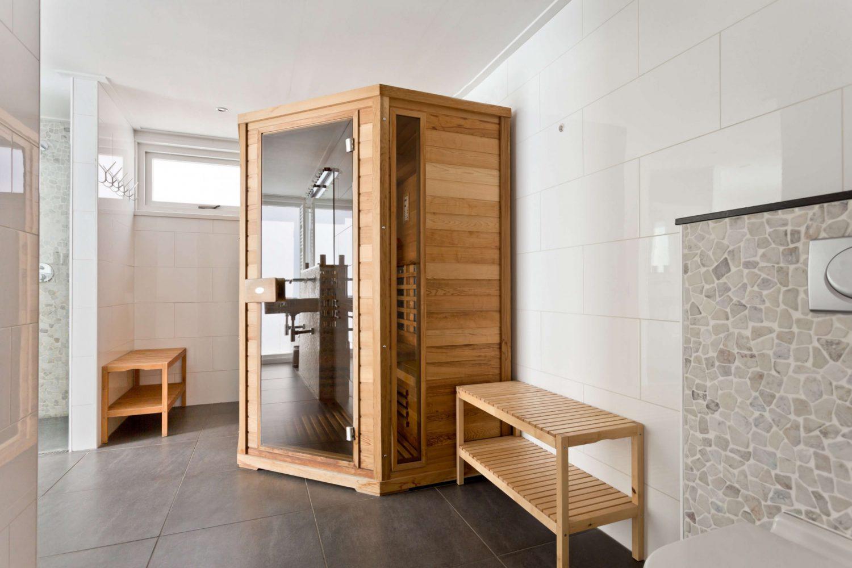 Vakantiehuis Schiermonnikoog met luxe badkamer en sauna