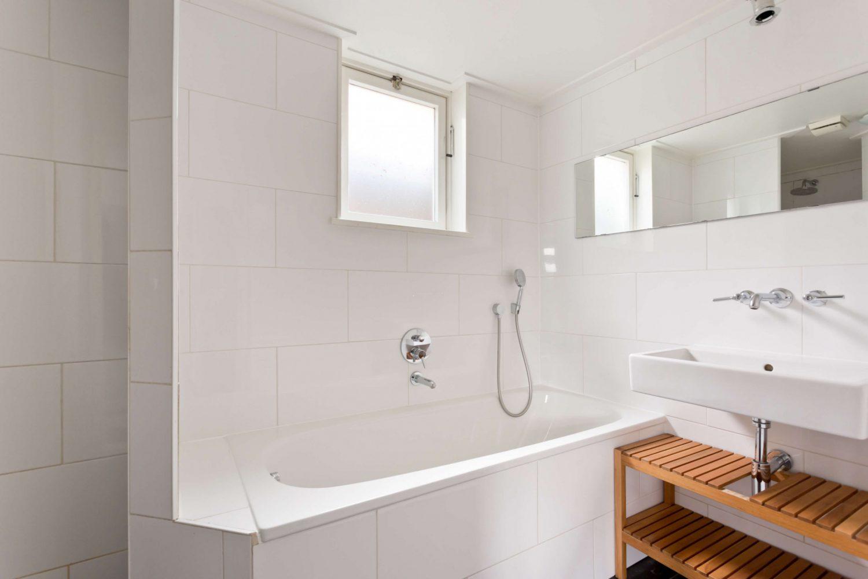 Vakantiehuis Us Wente op Schiermonnikoog met luxe badkamer