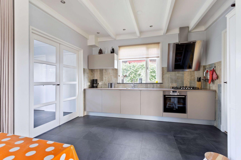 Vakantiehuis op Schiermonnikoog met moderne keuken