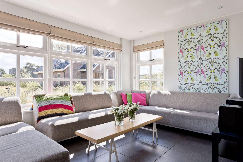 Vakantiehuis op Schiermonnikoog met ruime zithoek