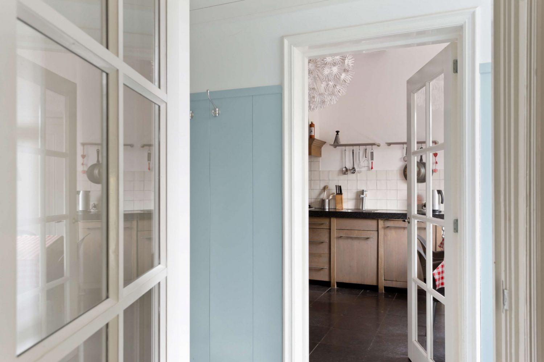 Vakantiehuis op Schiermonnikoog met vloerverwarming