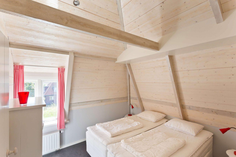 Vakantiewoning Kokkelburgh met ruime slaapkamers