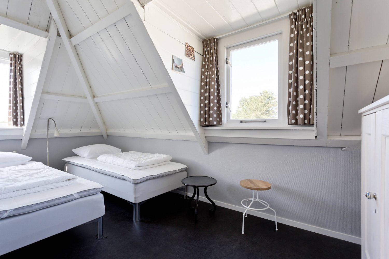 Vakantiewoning op Schiermonnikoog met ruime slaapkamers