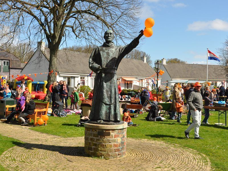 Koningsdag Schiermonnikoog